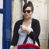 Lily-Allen-creative-during-pregnancy
