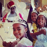 P.-Diddy-throws-royal-kids-party