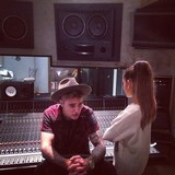 Bieber-and-Grande-collaborating?