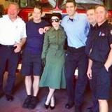 Gaga-heats-up-fire-station