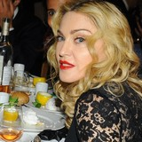 Madonna 'hopes Lourdes will find fame'