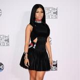 Minaj: I'm shy