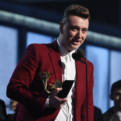 Sam-Smith-storms-Grammys