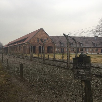 Perrys-heart-heavy-at-Auschwitz