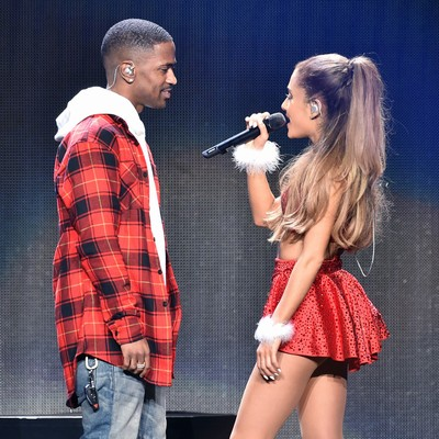 Big-Sean:-Working-with-Ariana-is-easy