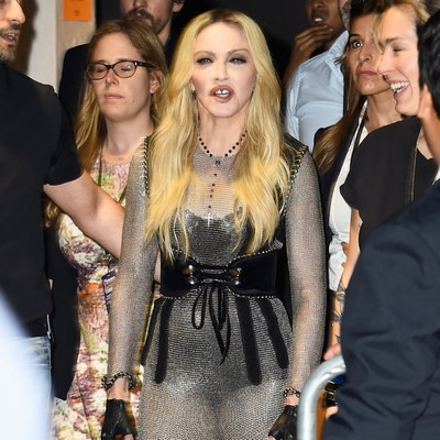 Madonna:-Sometimes-I-don�t-want-to-perform