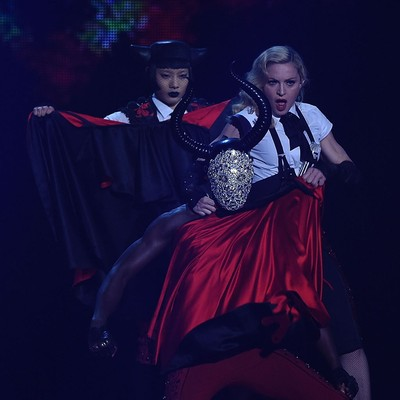 Madonna:-I-wont-watch-my-Brits-fall
