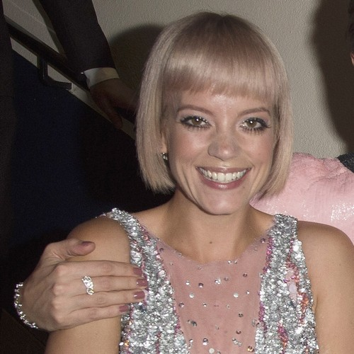 Lily-Allen-joins-second-dating-app