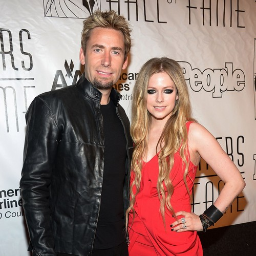 Avril-and-Chad-struggled-with-romance