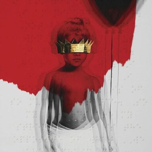 Rihanna unveils new album artwork
