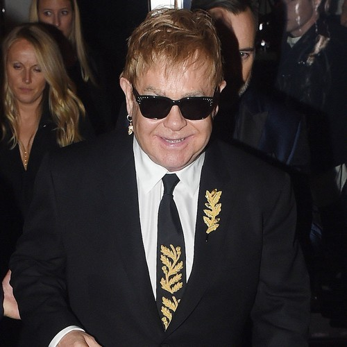 Elton John: 'I want to spend more time with my family'