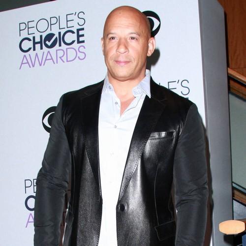 Vin Diesel pays tribute to