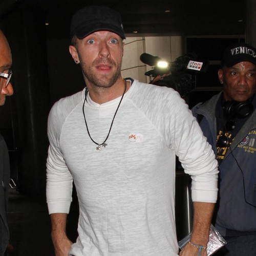 Chris Martin: 'Beyonce rejected my music'