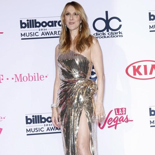 Celine Dion focusing on work following husband's death