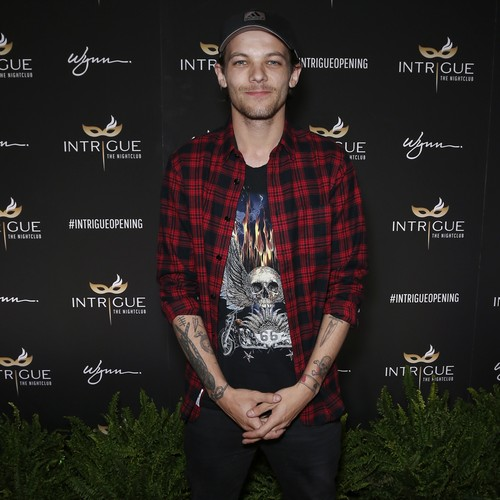 Louis Tomlinson 'continues to try and establish family unit'