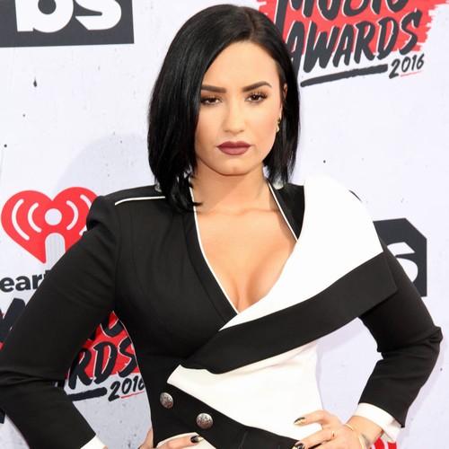 Demi Lovato campaigns for mental health reform at DNC