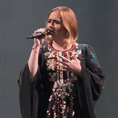 Adele has been sick for weeks