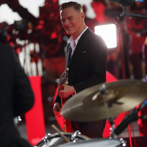 Bryan Adams: 'Elton John inspires me to do more for charity'