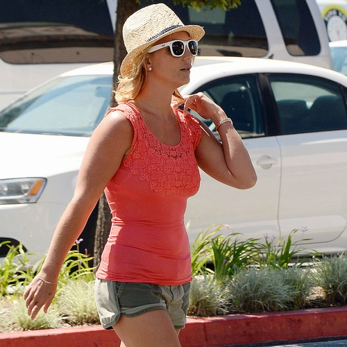 Britney Spears: il nuovo singolo esce in anticipo