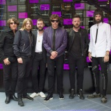 Kasabian-walk-worlds-first-digital-red-carpet