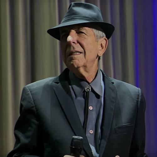 """Leonard Cohen: esce il nuovo album """"You Want It Darker"""""""