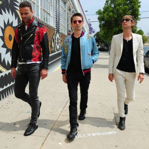 Muse Vs Olly Murs For This Week's Number 1 Album