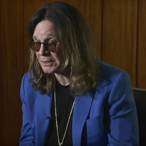 Ozzy Osbourne names next album