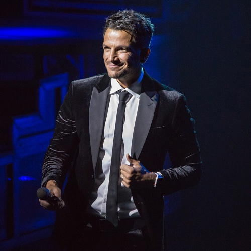 Peter Andre wants to work with Amy Winehouse