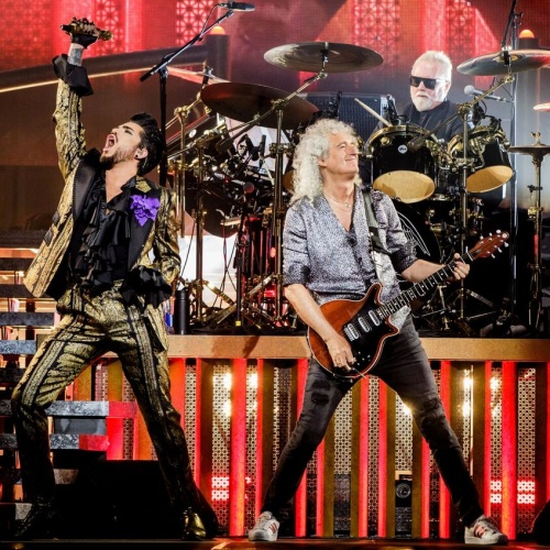 Permalink to Brian May has undergone an operation on the leg – Music News