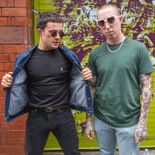 Slaves announce new album 'Taking Control'