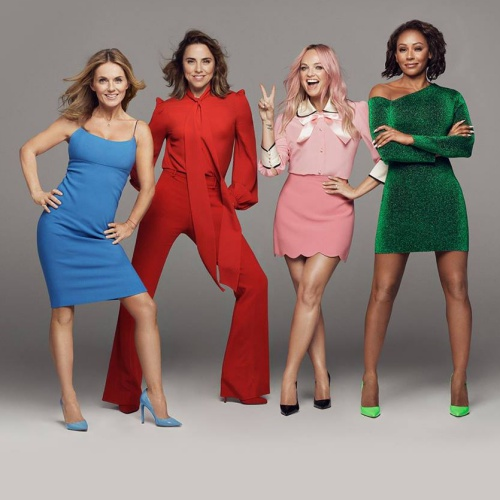Geri Horner Is Reportedly Poised To Quit The Spice Girls Reunion Tour