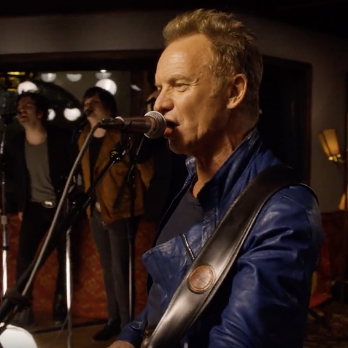 Stewart Copeland & Sting Reteam For New Music Study Documentary - Music News