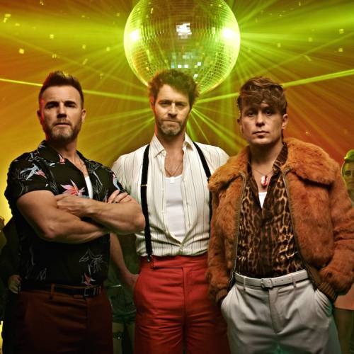 Take That On Course To Claim This Year's Fastest-selling Artist Album With Odyssey